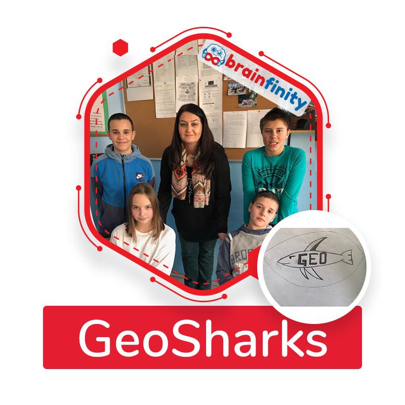 Ekipa GeoSharks