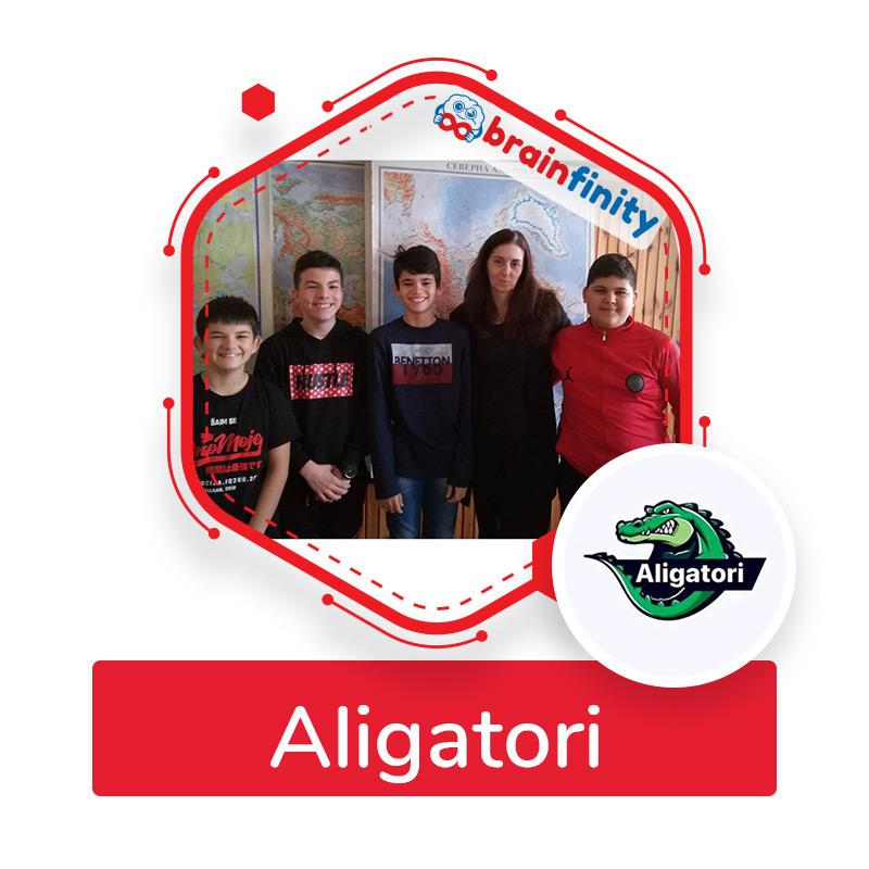 Aligatori