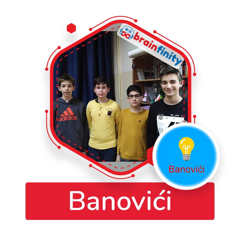 Banovići