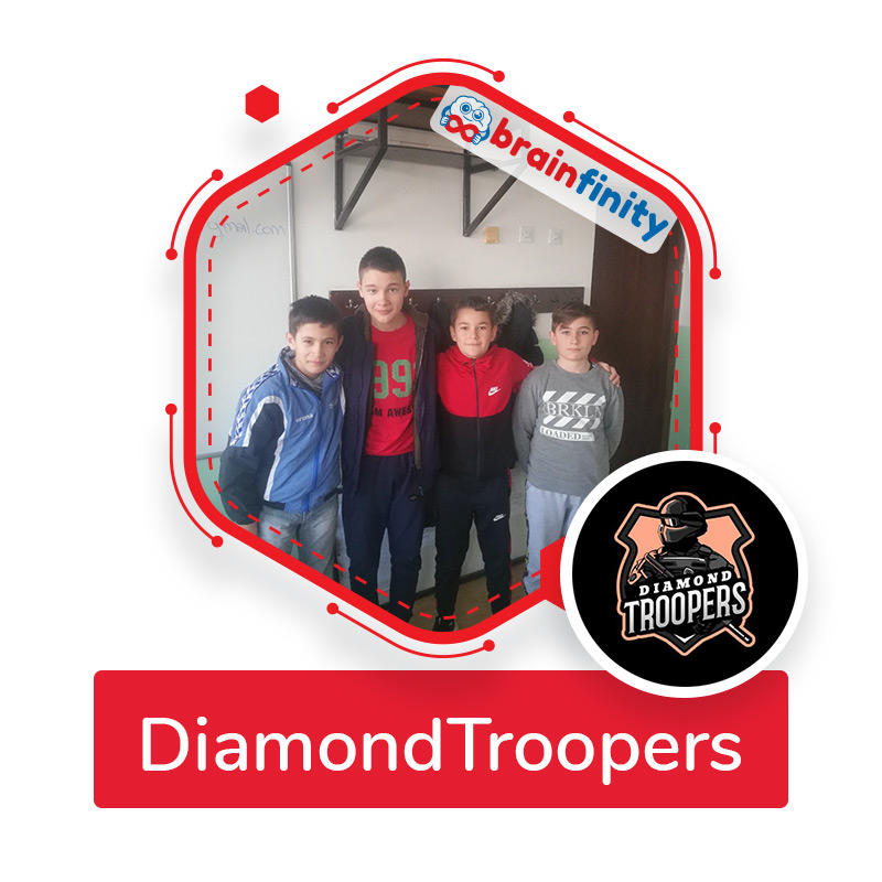 Diamond Troopers