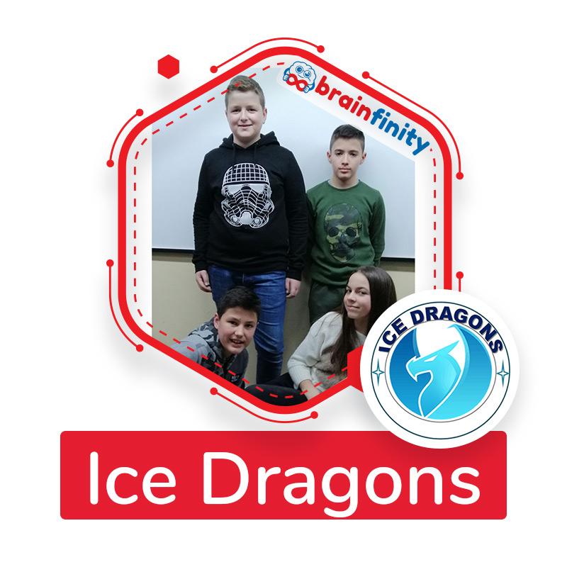 Ice Dragons