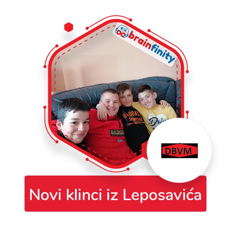 Novi klinci iz Leposavića