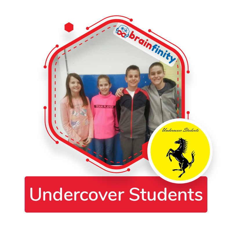 Undercover Students