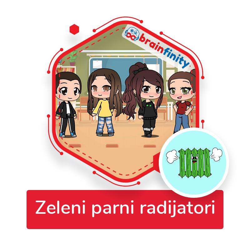 Zeleni parni radijatori