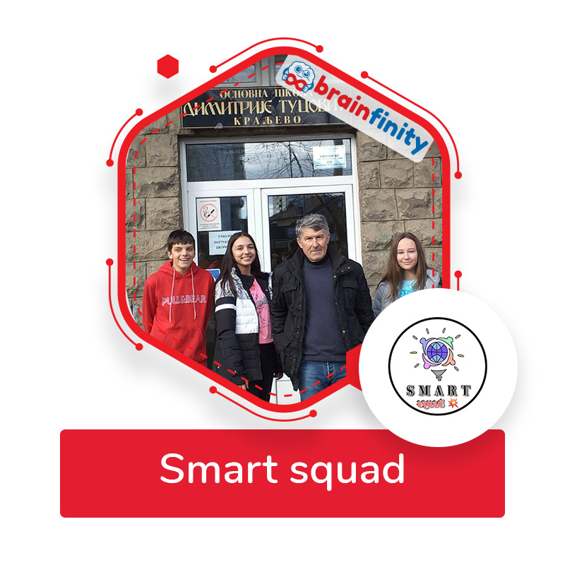 Smart squad