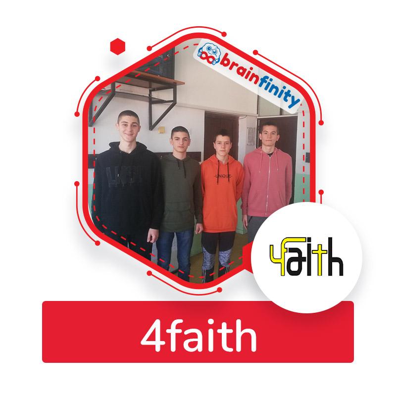 4 faith