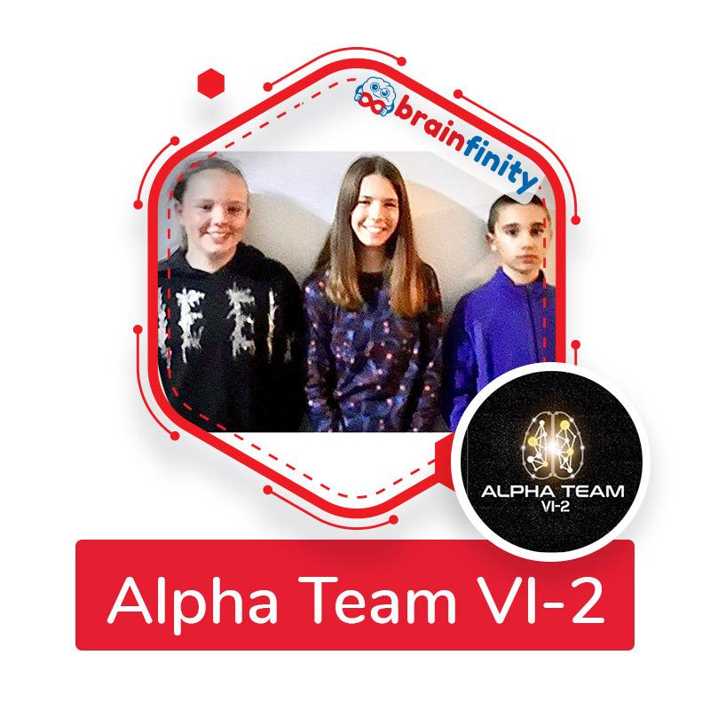 alpha team VI-2