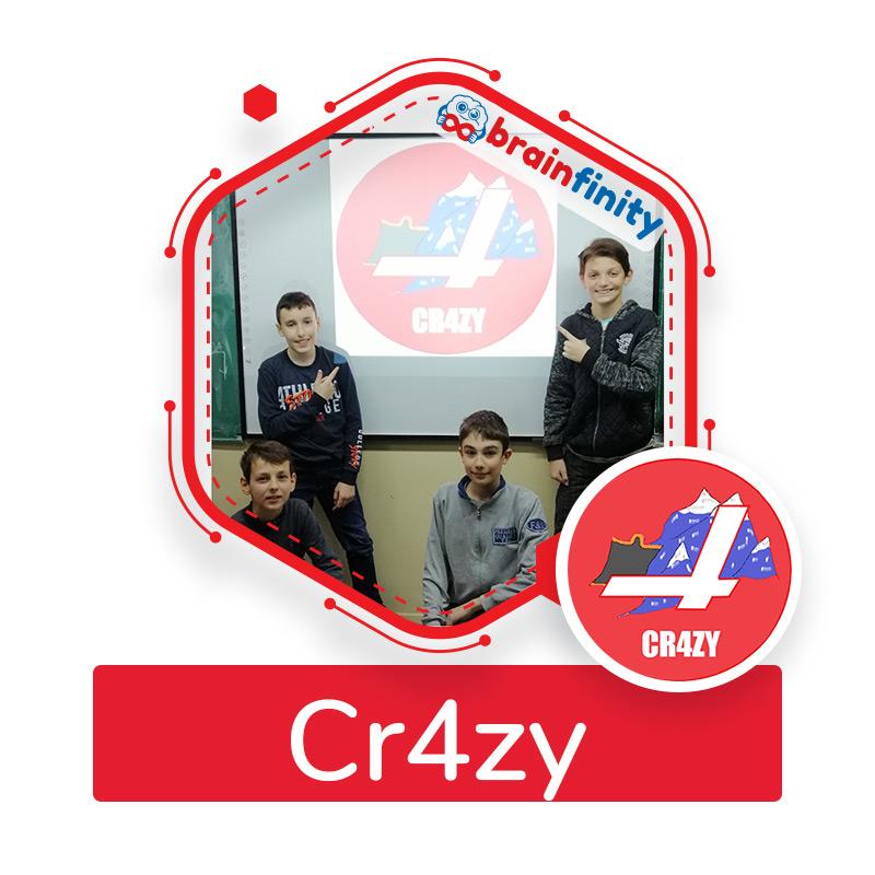 cr4zy