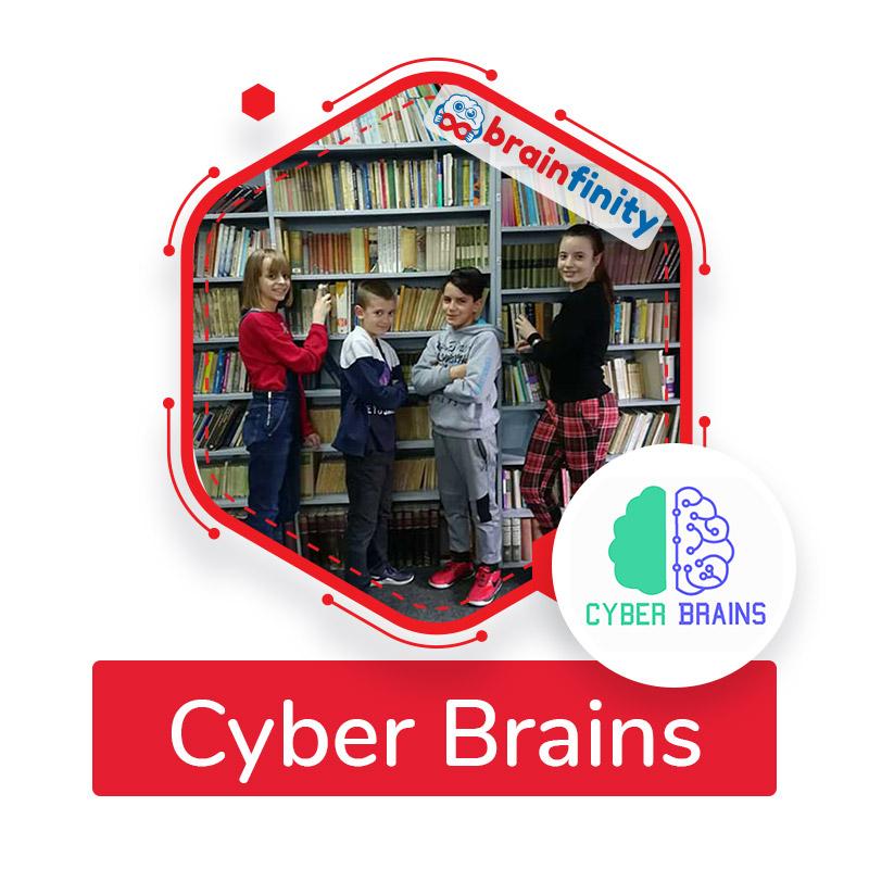cyber brains