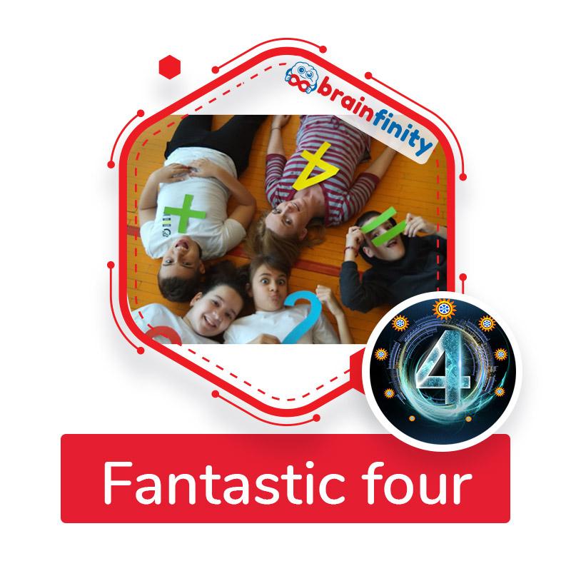 fanstastic four