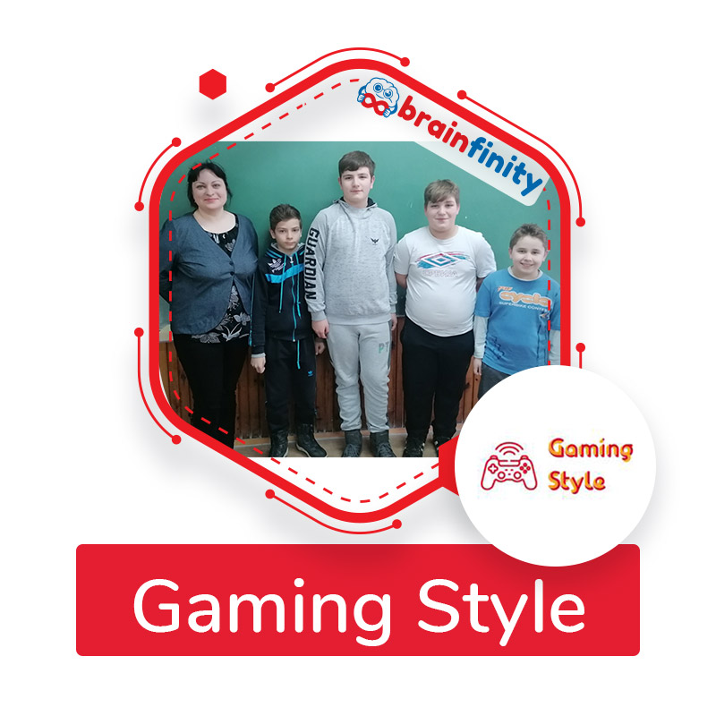 gaming style