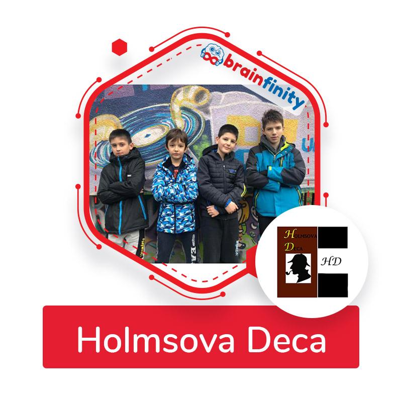 Holmsova Deva