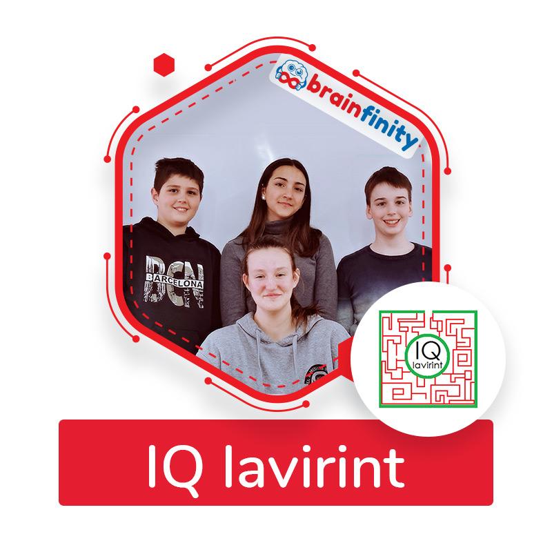 IQ lavirint