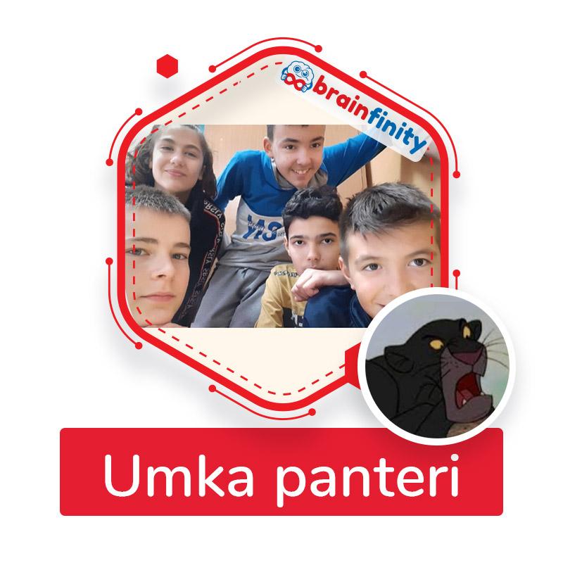 Umka panteri