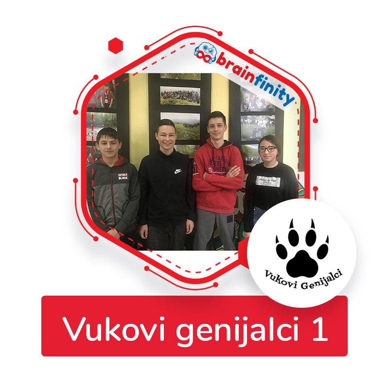 vukovi genijalci 1