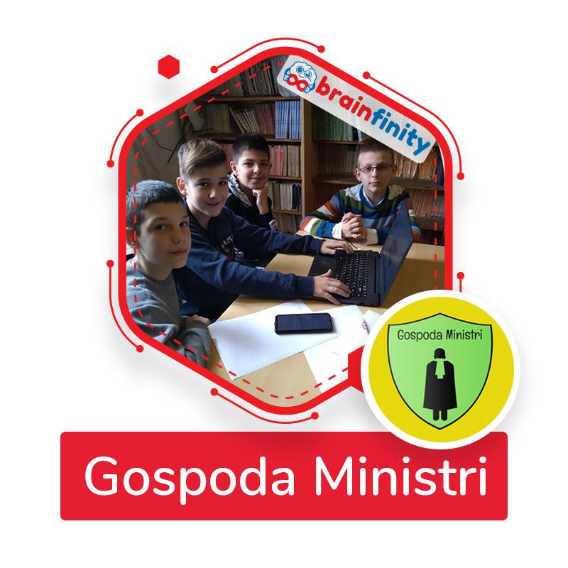 gospoda ministri