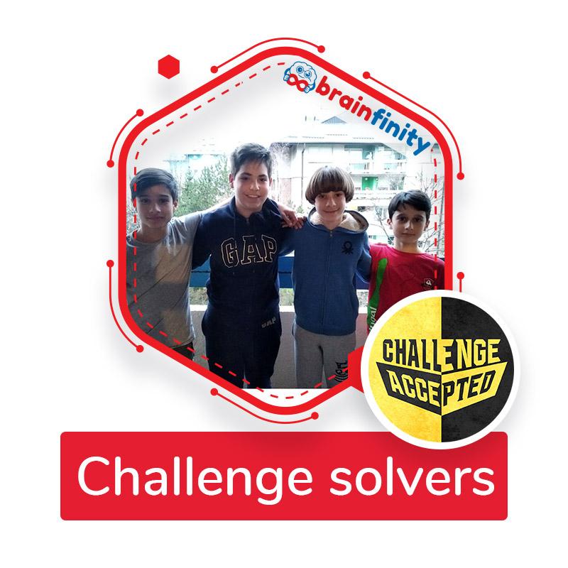 challenge solvers