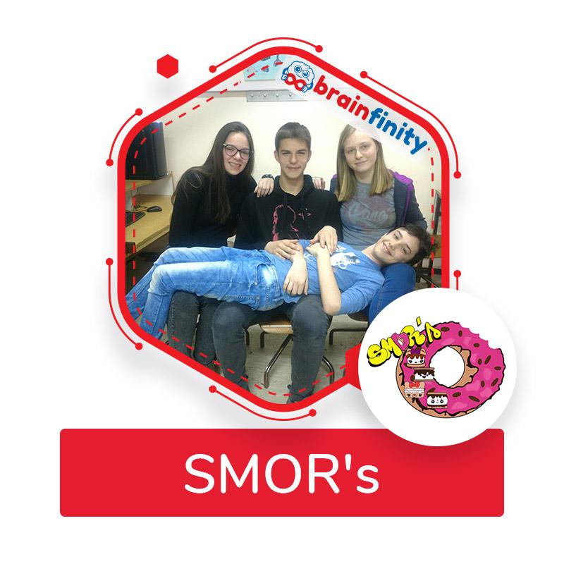 SMOR's