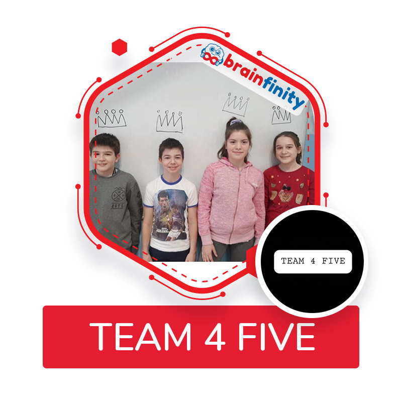 team 4 five
