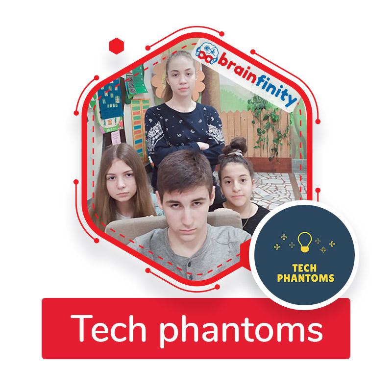 tech phantoms