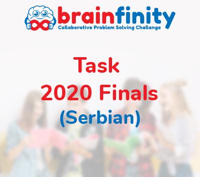 Serbian task
