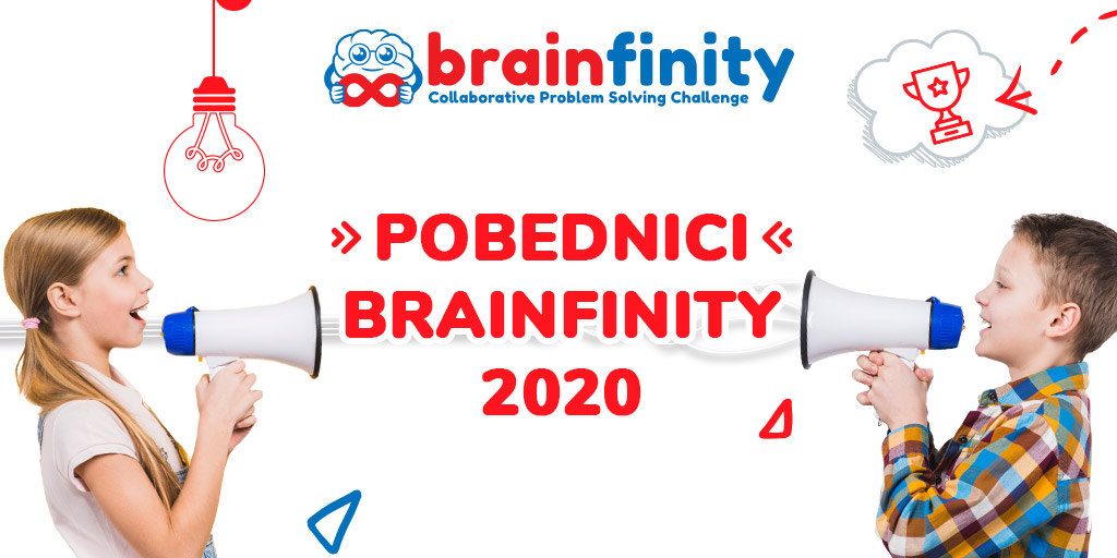 Pobednici Brainfinity 2020