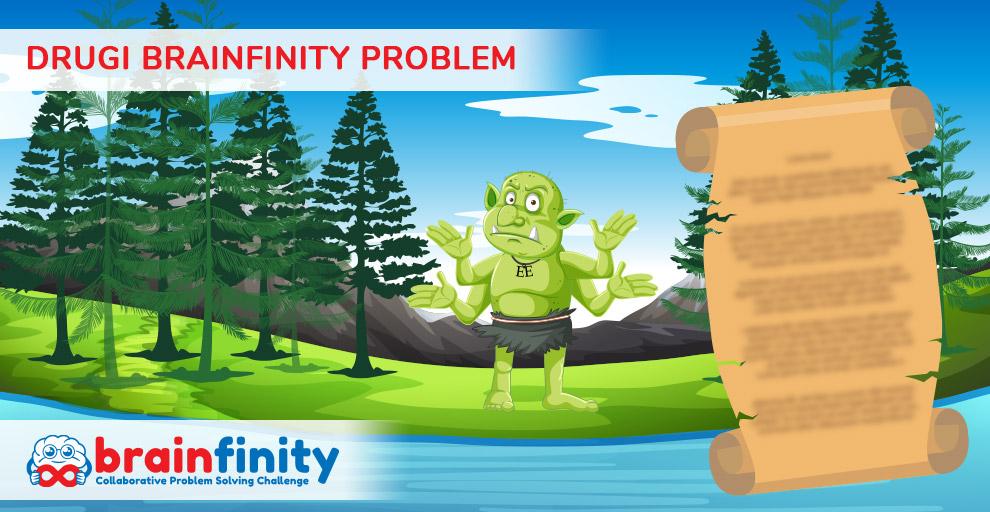 II Brainfinity problem