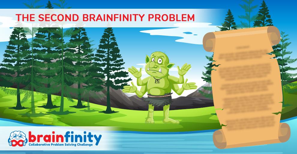 Brainfinity problem