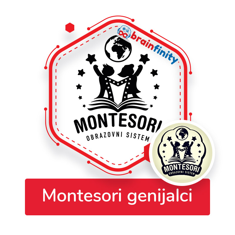 Montesori genijalci