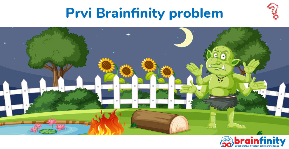 Prvi Brainfinity problem