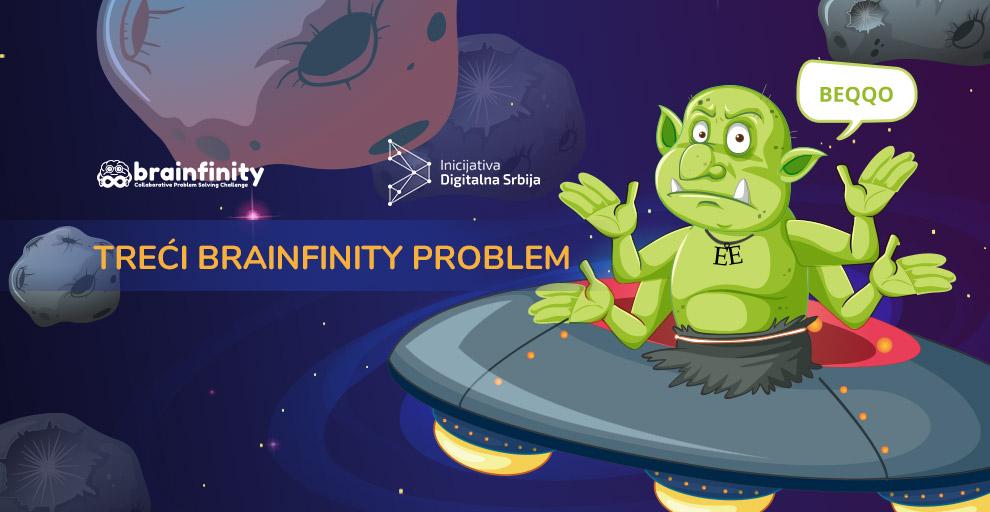 Treći Brainfinity problem