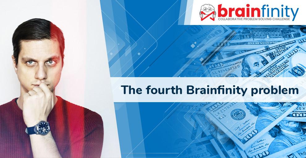 The fourth Brainfinity problem