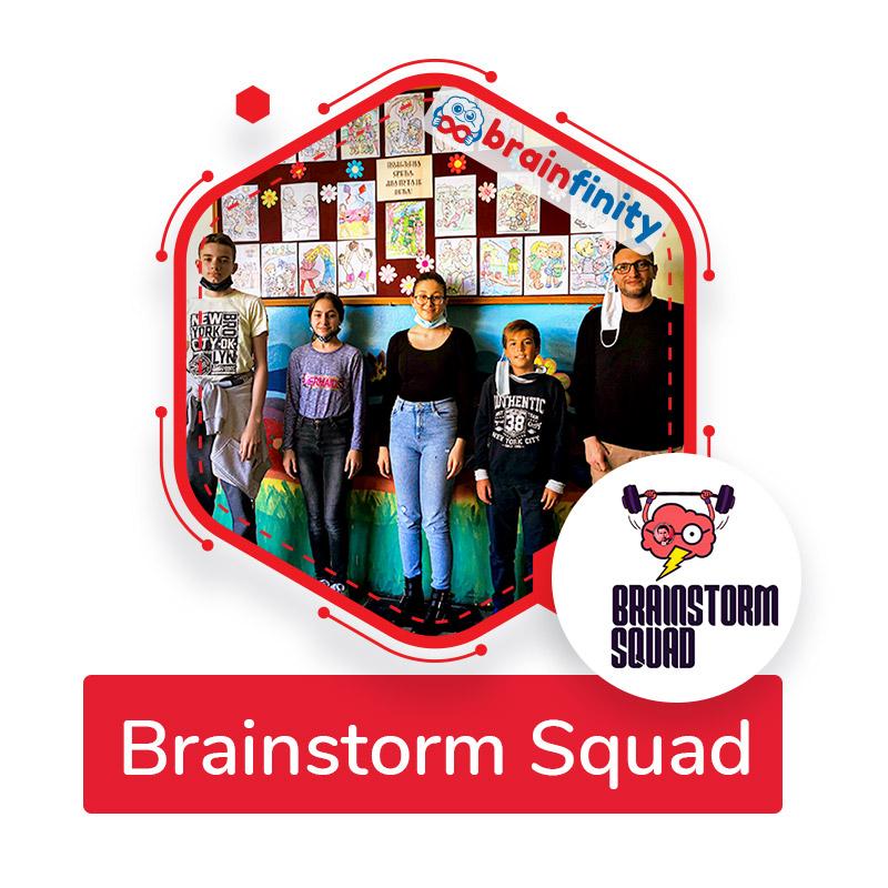 Brainstorm Squad