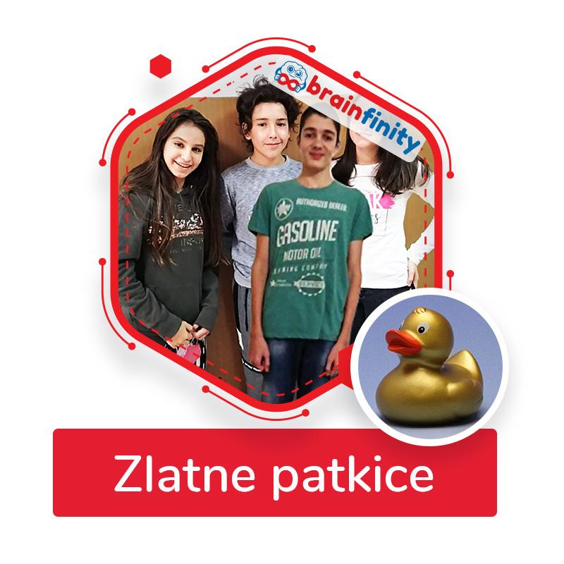 Zlatne patkice