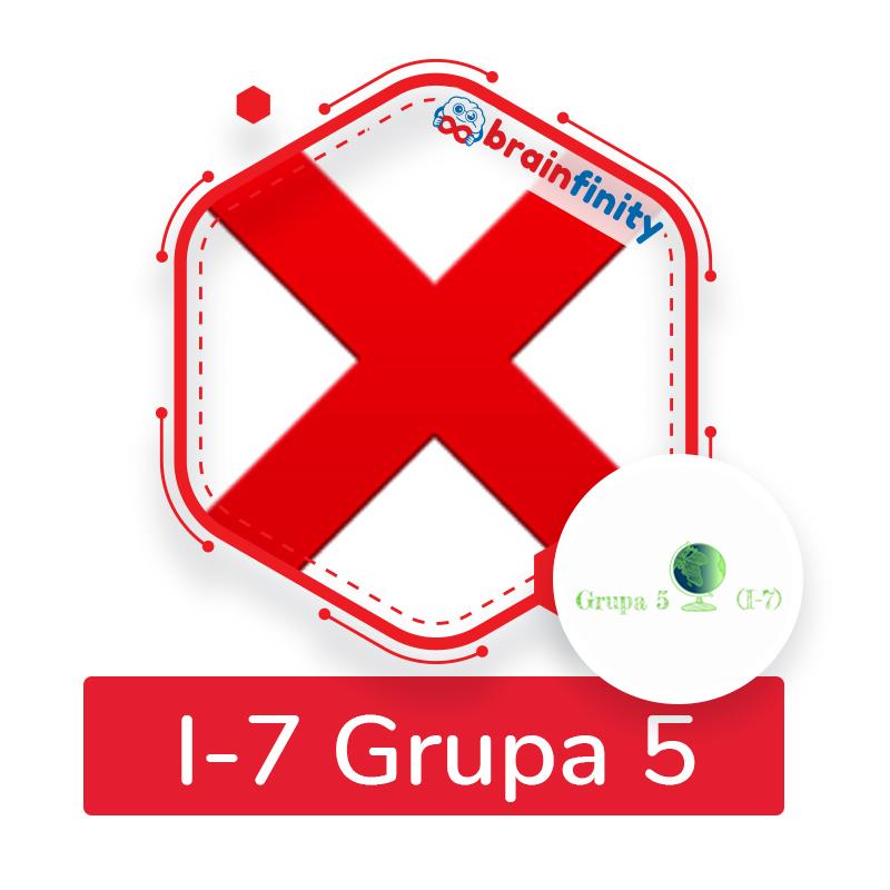 I-7 Grupa 5