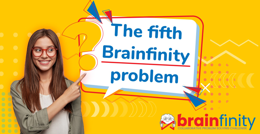 The fifth Brainfinity problem