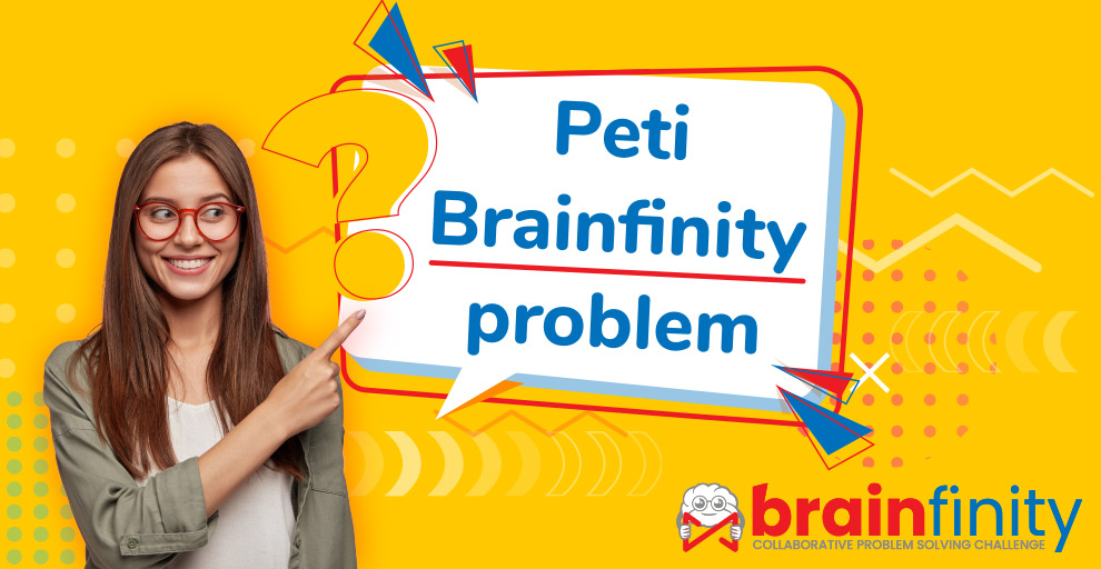 Peti Brainfinity problem