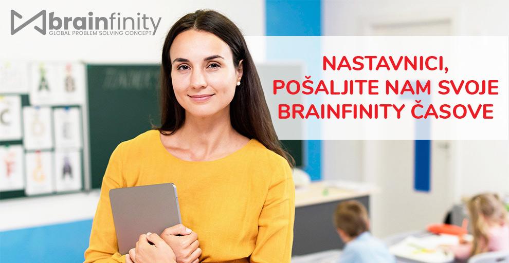 Brainfinity čas