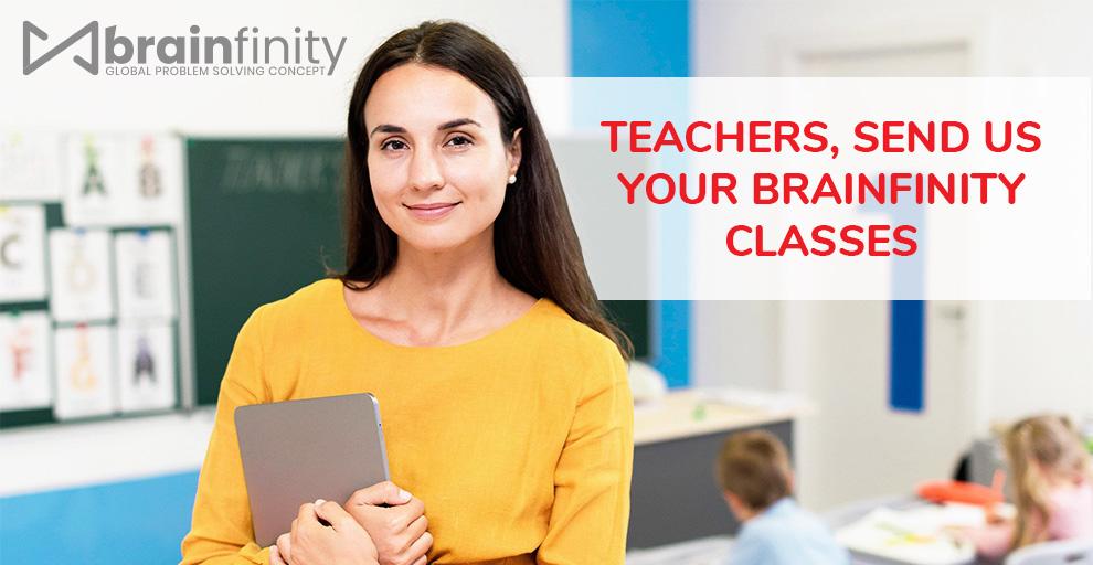 Brainfinity class