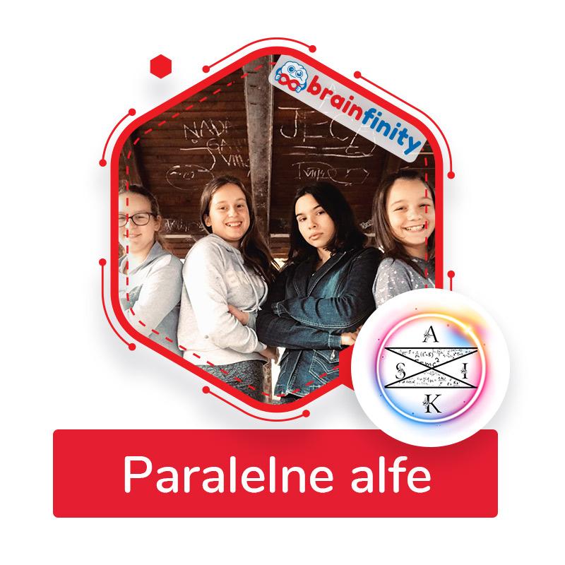 Paralelne alfe