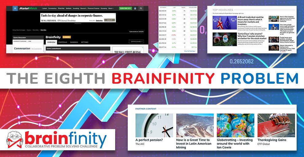 Eighth Brainfinity problem
