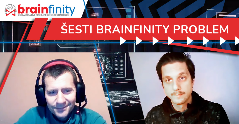 Šesti Brainfinity problem