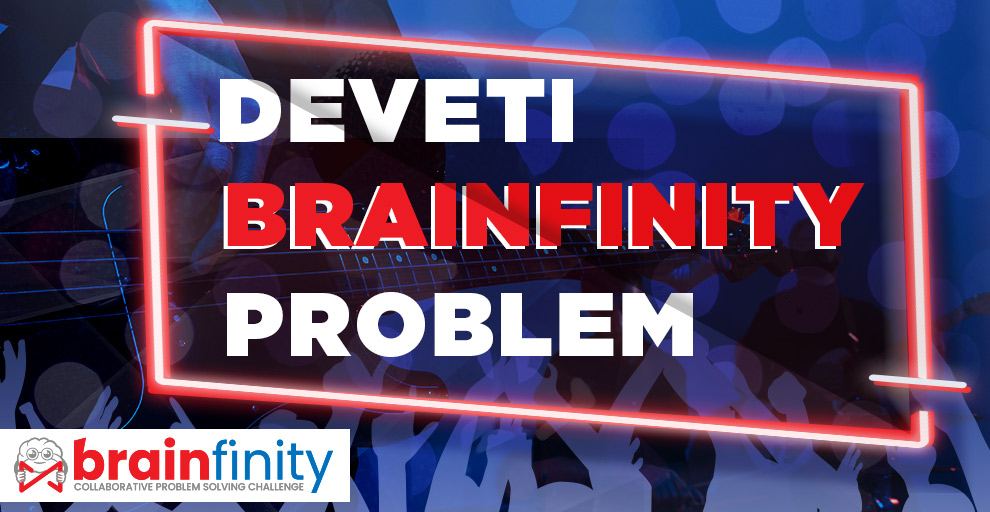 Deveti Brainfinity problem